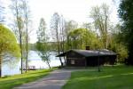 Savusaunaa vuokrataan myös erikseen, esimerkiksi ystäväporukan saunailtaan.