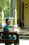 Leila Ylitalo on Inkalan Kartanon emäntä.