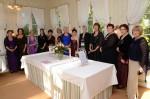 Lämmin tunnelma ja hyvin toimivat järjestelyt olivat juhliemme kruunu, Lions Club Parola-Fredrikat kiittelivät.