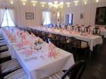 Inkalan Kartanon Ystävänpäivän Illallinen nautittiin lauantaina 14.2.15.