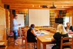 Uudenmaan Yrittäjät kokoustivat Karhunpesässä elokuussa 2015.