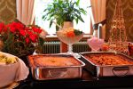 Inkalan Kartanon jouluateriat valmistetaan aidoista ja laadukkaista raaka-aineista kartanon omassa keittiössä. Kuva: Anna-Reetta Nuorala