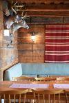 Saunatupa on valoisa ja tunnelmallinen. Kuva: Tia Yliskylä