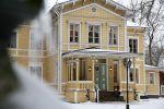 Ihastuttava Inkalan Kartano on tunnelmallinen miljöö joulun aikaan. Kuva: Tia Yliskylä